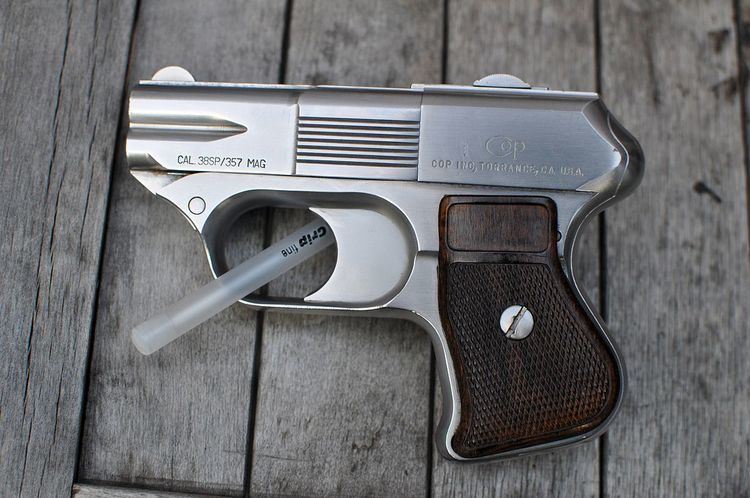 Ancillary weapon