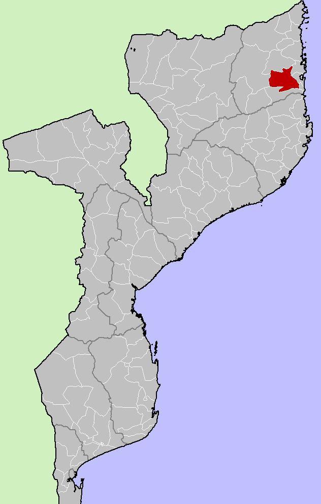 Ancuabe District