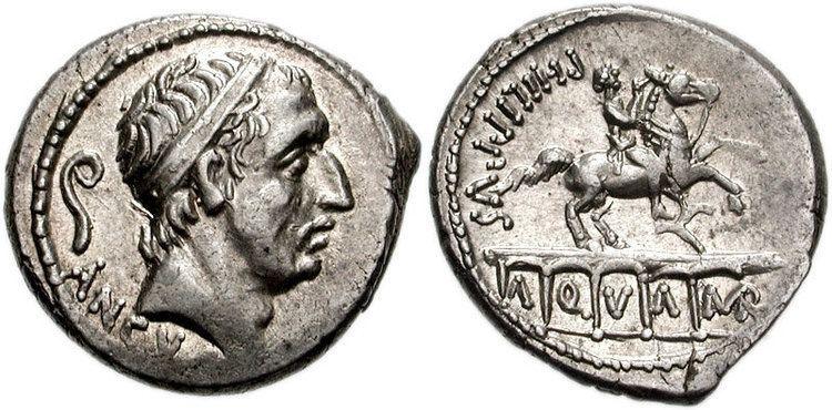 Ancus Marcius Ancus Marcius Vicipaedia