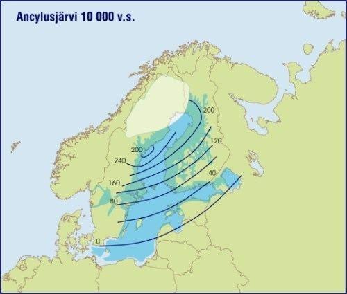 Ancylus Lake GC5Z0PH Nunnavuoren pirunpelto Earthcache in Finland created by kuja1a