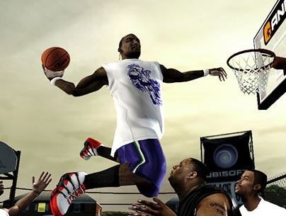AND 1 Streetball AND 1 Streetball video game Hoopsvibe