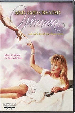 And God Created Woman (1988 film) Amazoncom And God Created Woman Rebecca De Mornay Vincent Spano