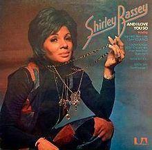 And I Love You So (Shirley Bassey album) httpsuploadwikimediaorgwikipediaenthumb8