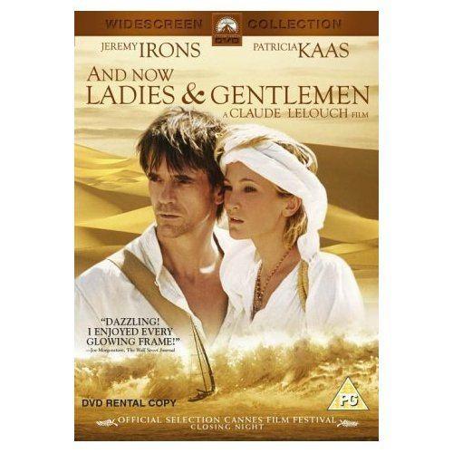 And Now... Ladies and Gentlemen Claudia Cardinale And Now Ladies And Gentlemen 2002 Movie Dvd