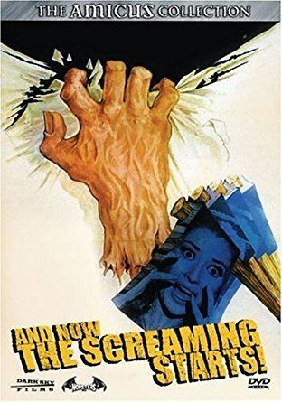 And Now the Screaming Starts! Amazoncom And Now the Screaming Starts Peter Cushing Herbert