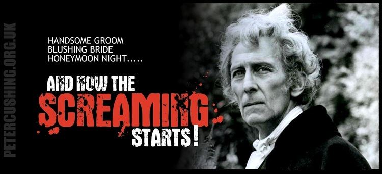 And Now the Screaming Starts! PETERCUSHINGBLOGBLOGSPOTCOM PCASUK PETER CUSHING AND NOW THE
