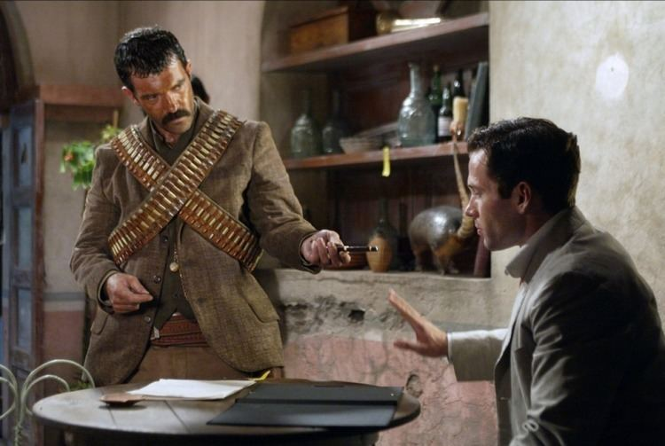 And Starring Pancho Villa as Himself movie scenes  Mightier than the sword eh How does it measure up against a cannon
