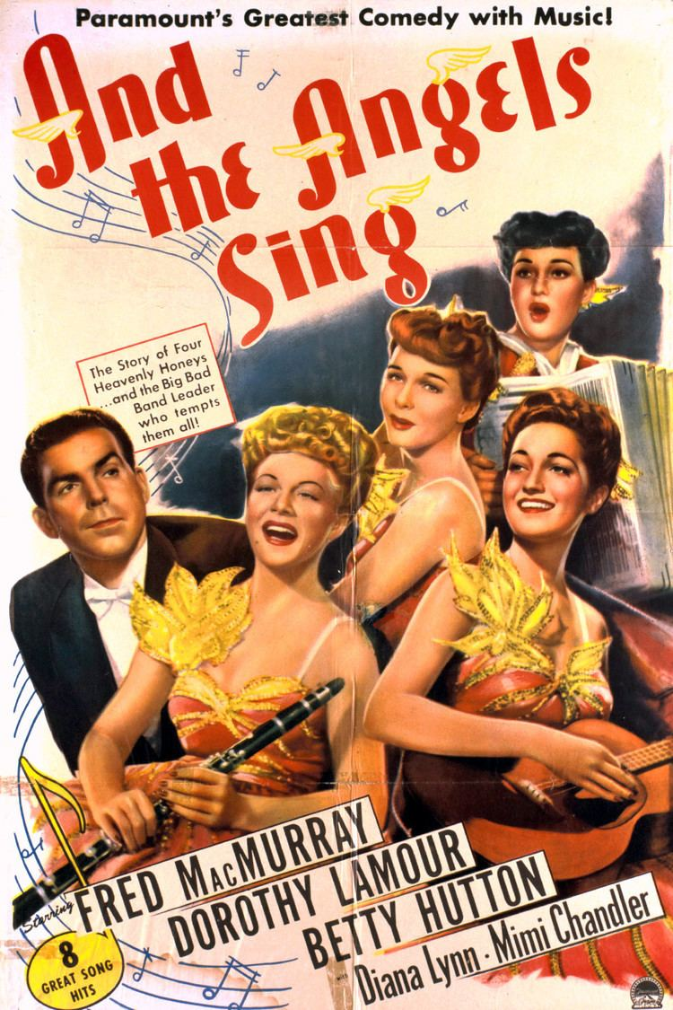 And the Angels Sing wwwgstaticcomtvthumbmovieposters37178p37178