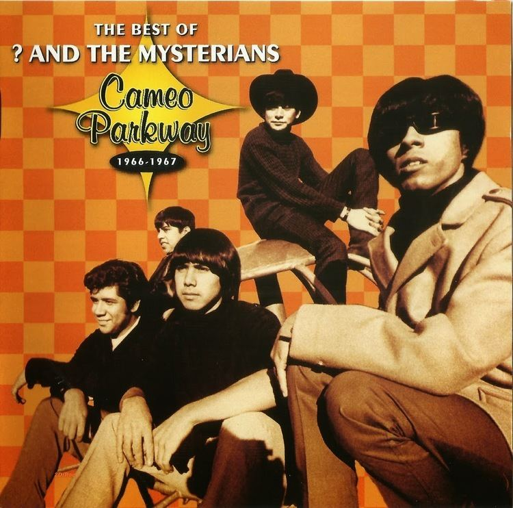 ? and the Mysterians Rockasteria Question Mark And The Mysterians The Best Of 196667