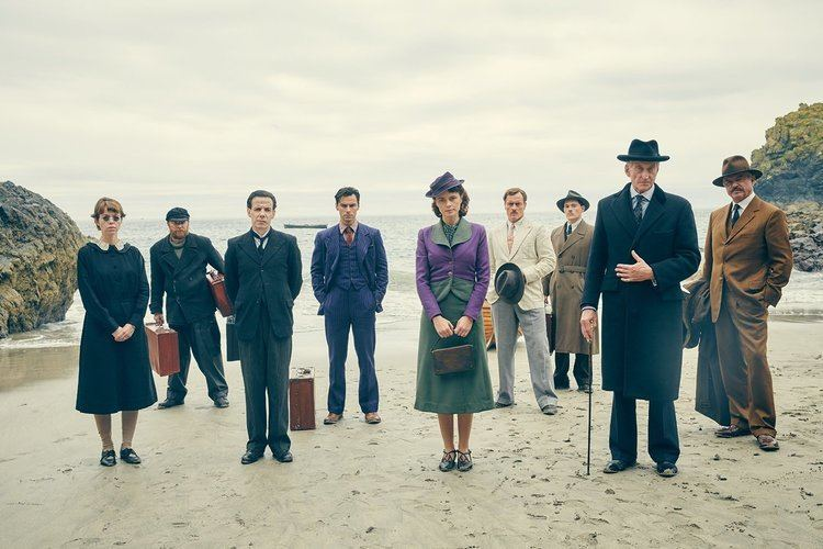 And Then There Were None (miniseries) And Then There Were None Agatha Christie MiniSeries Coming to