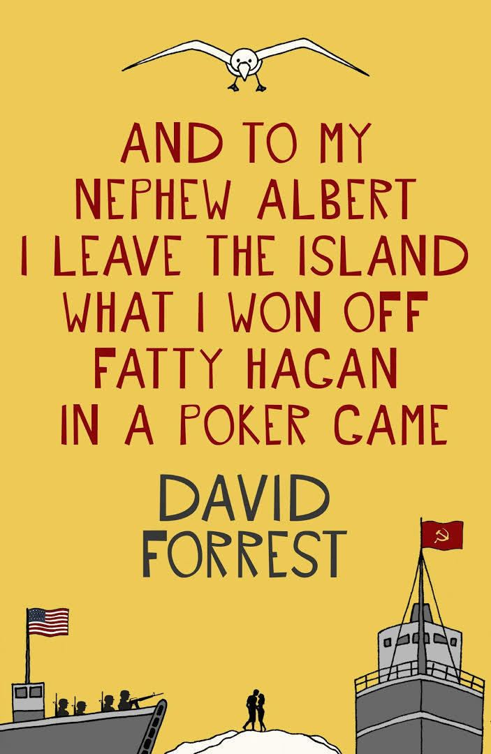 And to My Nephew Albert I Leave the Island What I Won off Fatty Hagan in a Poker Game t3gstaticcomimagesqtbnANd9GcTWuHofXXLAoZUe1V