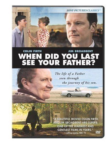 And When Did You Last See Your Father? Amazoncom When Did You Last See Your Father Colin Firth Movies TV