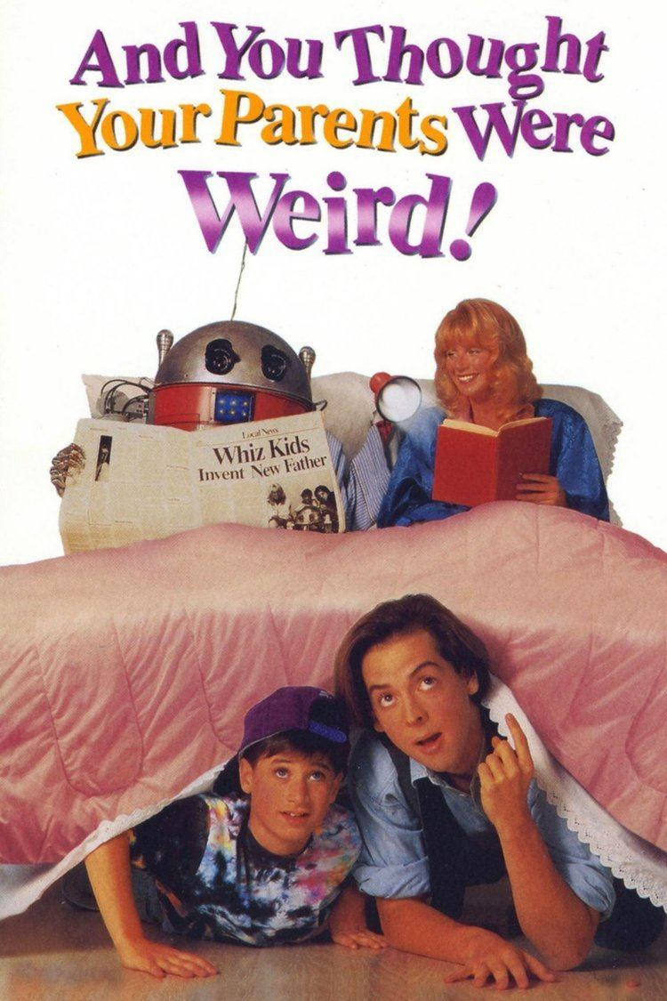 And You Thought Your Parents Were Weird wwwgstaticcomtvthumbmovieposters13664p13664