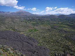 Andagua volcanic field httpsuploadwikimediaorgwikipediacommonsthu