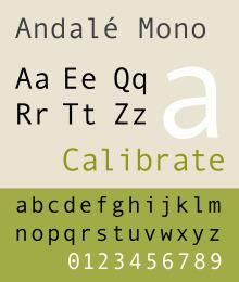 Andale Mono httpsuploadwikimediaorgwikipediacommonsthu