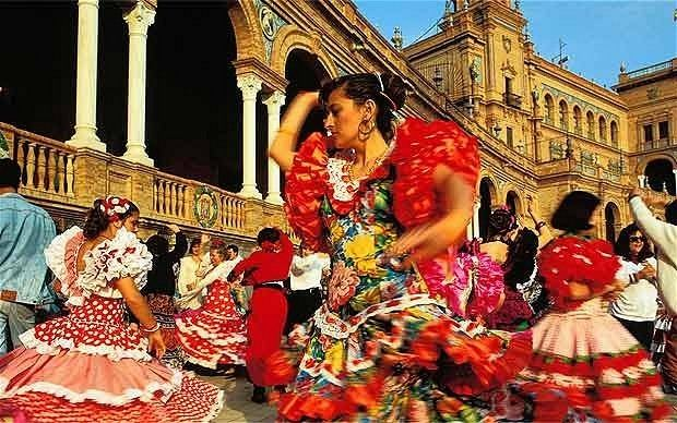 Andalusia Culture of Andalusia