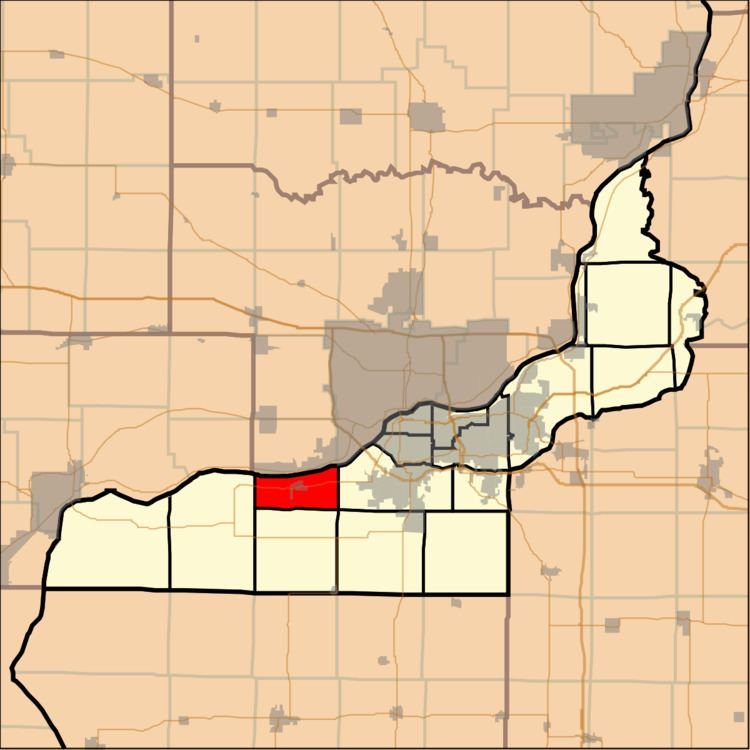 Andalusia Township, Rock Island County, Illinois