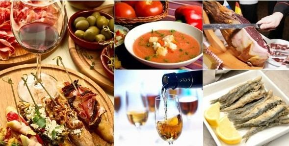 Andalusian cuisine 4 good reasons to visit Andalucia Opodo Travel Blog