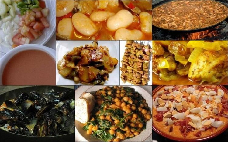 Andalusian cuisine Gourmand Breaks Food Wine amp Cultural Tours Andalusian Gastronomy