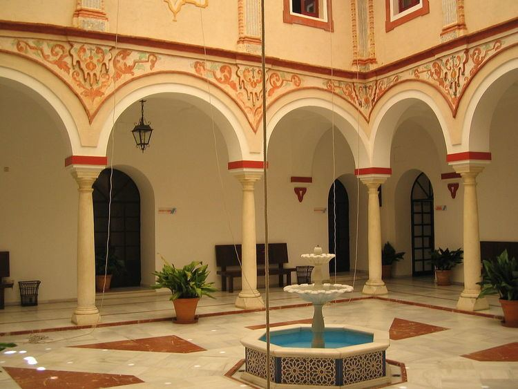 Andalusian Patio