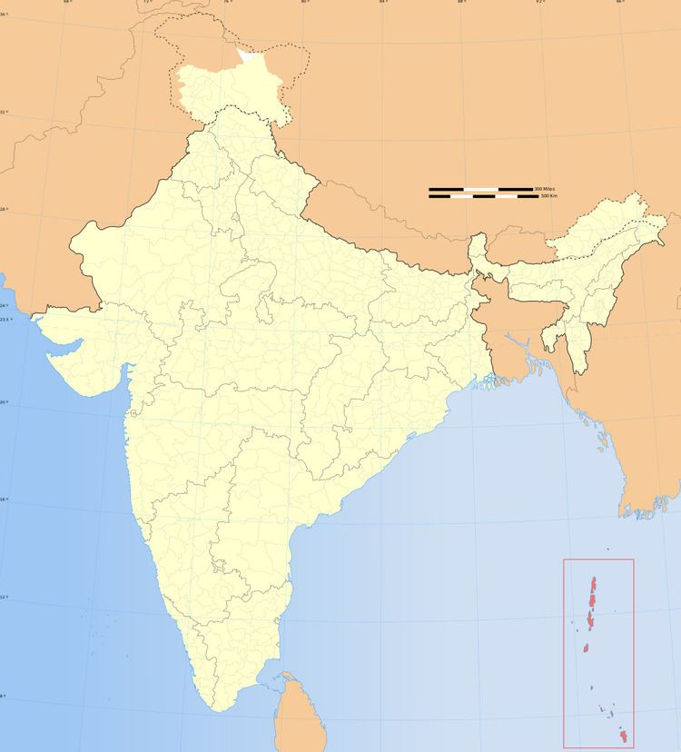 Andaman and Nicobar Islands (Lok Sabha constituency)