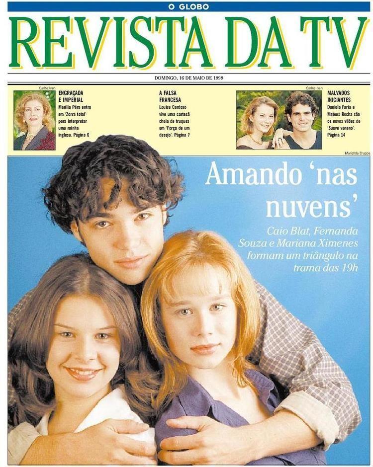 Andando nas Nuvens Tudo isso TV ANDANDO NAS NUVENS 1999 PARTE 2