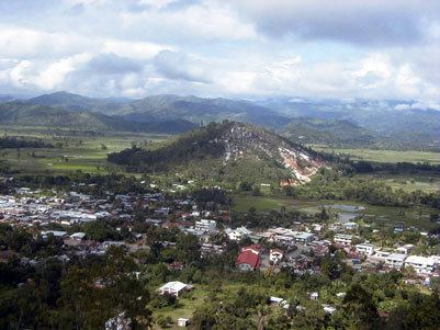 Andapa Andapa ville du nordest de Madagascar