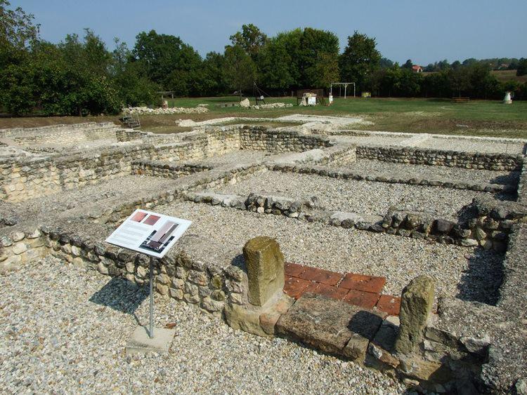 Andautonia The Andautonia Archaeological Park