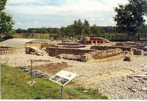 Andautonia The Archaeological Park Andautonia Scitarjevo Croatia Treasure