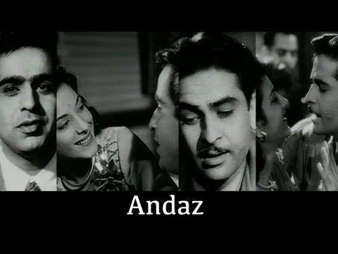 Andaz (1949 film) Andaz 1949 YouTube
