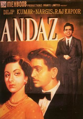 Andaz (1949 film) Mehboob Khans Andaz 1949 Classic Beginning of the Love Triangle