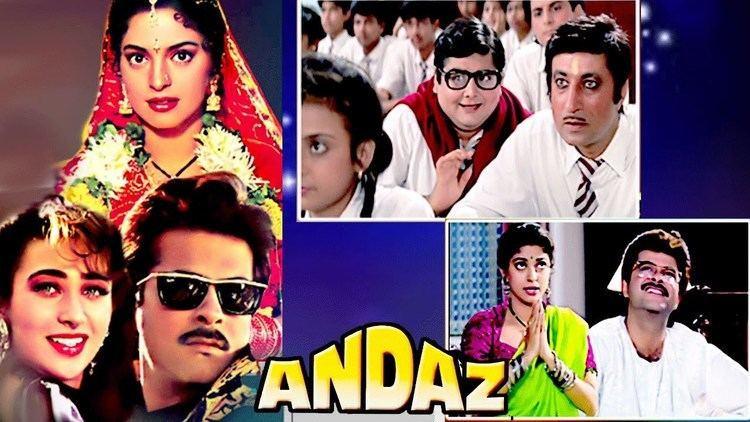 Andaz (1994 film) Best Comedy Scenes of Andaz YouTube