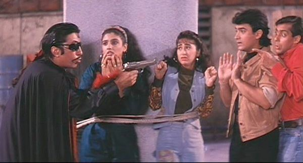 Andaz Apna Apna ANDAZ APNA APNA Reviews Movie Reviews Trailer Songs Ratings