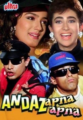 Andaz Apna Apna Andaz Apna Apna in 30 Minutes Aamir Khan Salman Khan Raveena