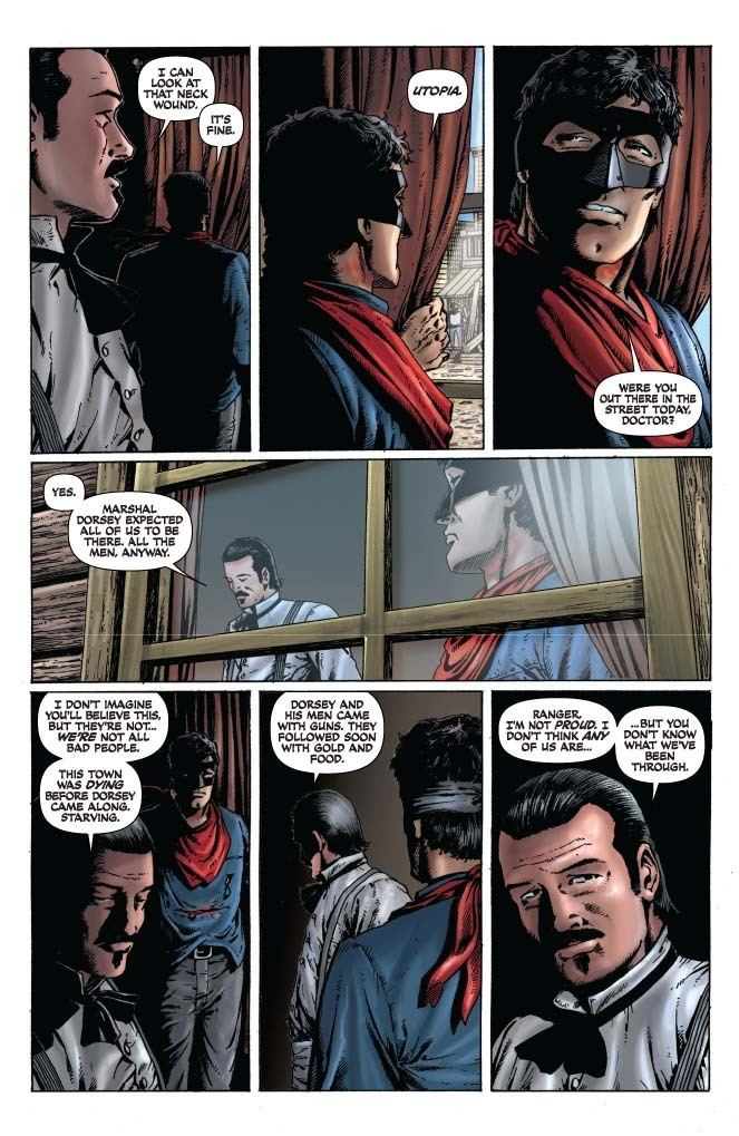 Ande Parks Ande Parks Commentary On Lone Ranger 6 Bleeding Cool