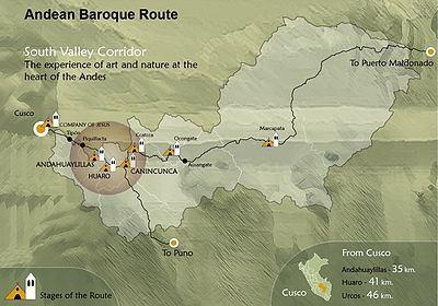 Andean Baroque Route httpsuploadwikimediaorgwikipediacommonsthu