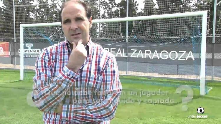 Ander Garitano Entrevista a Ander Garitano Captacin del Real Zaragoza