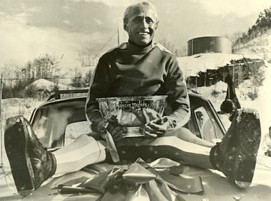 Anderl Molterer Colorado Ski amp Snowboard Museum Hall of Fame