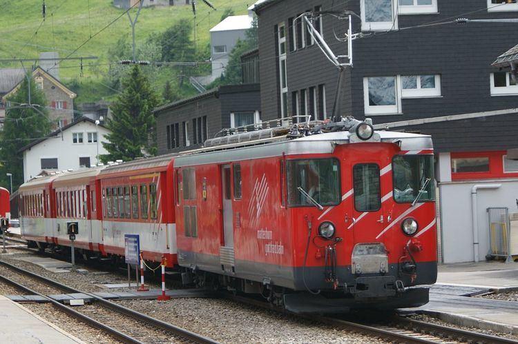 Andermatt railway station