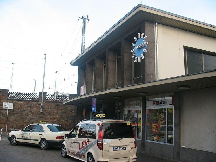 Andernach station