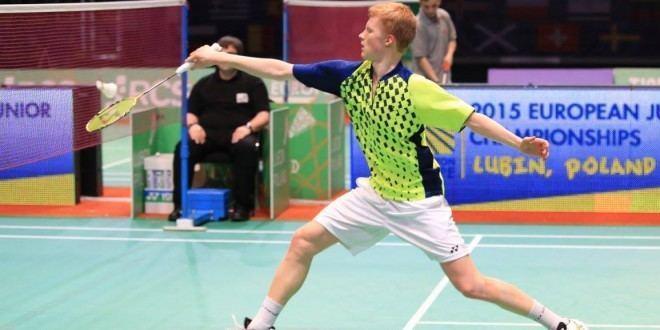 Anders Antonsen Anders Antonsen er blandt Danmarks strste sportstalenter