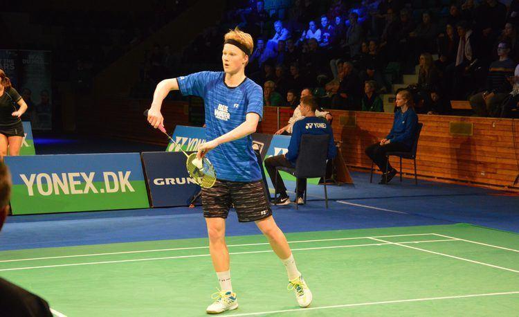 Anders Antonsen Anders Antonsen BadmintonBladet