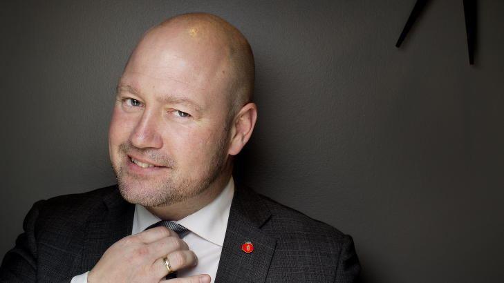 Anders Anundsen Velkommen etter justisminister nyheter Dagbladetno