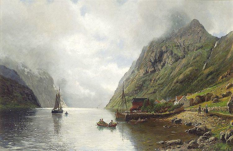 Anders Askevold 1280pxAndersAskvoldNorskfjordlandskapjpg