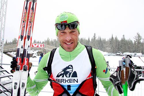 Anders Aukland Anders Aukland vant Birken