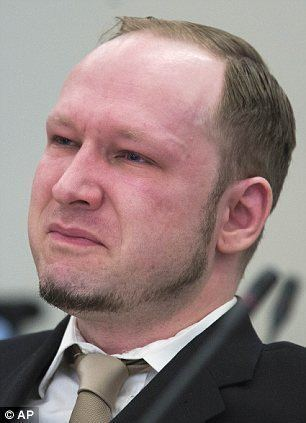 Anders Behring Breivik Anders Behring Breivik trial Norwegian killer breaks down as Vlad