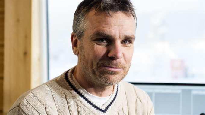 Anders Blomquist SVTprofilen Anders Blomquist om jobbet och sin dde bror