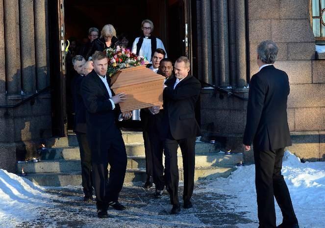 Anders Carlberg Anders Carlberg frdes till sista vilan Nyheter