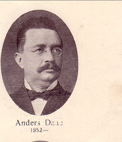 Anders Daae Anders Daae 1852 d Genealogy