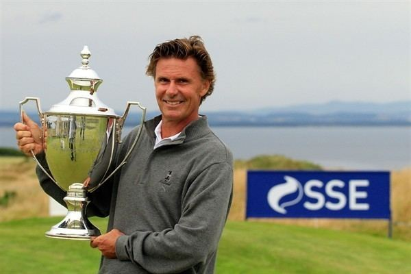 Anders Forsbrand Anders Forsbrand First Swede To Win On European Seniors